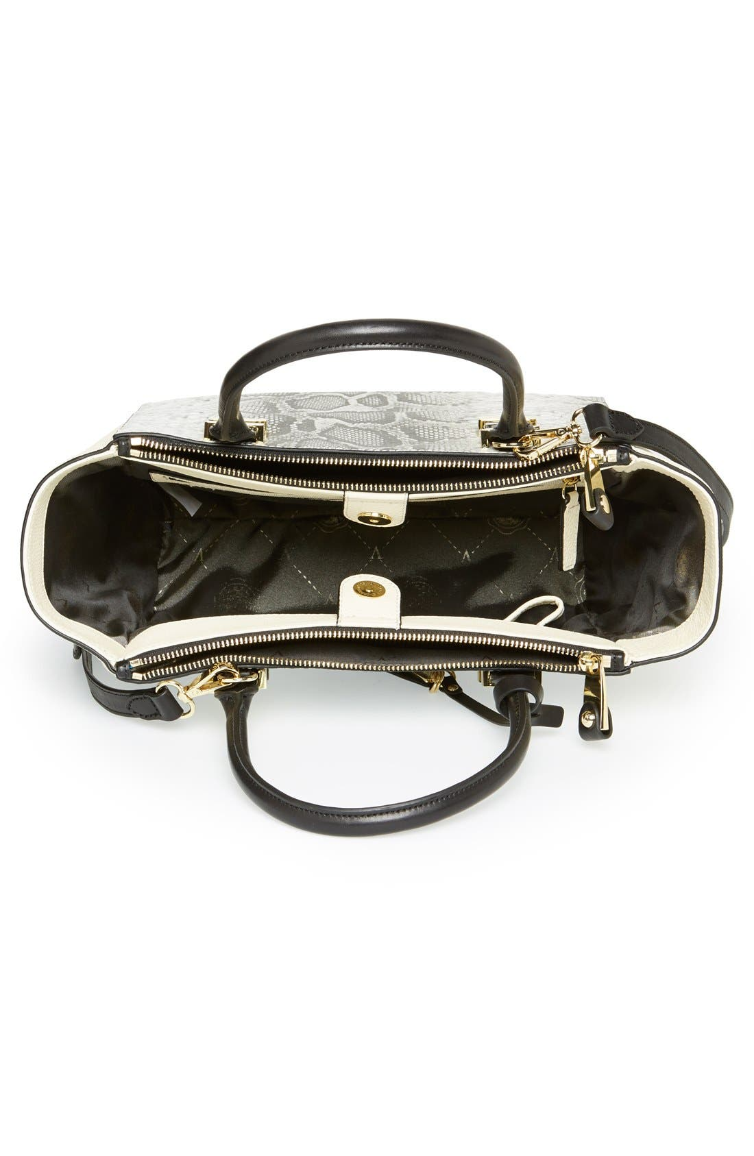 Alternate Image 3  - Vince Camuto 'Mandy' Leather Satchel