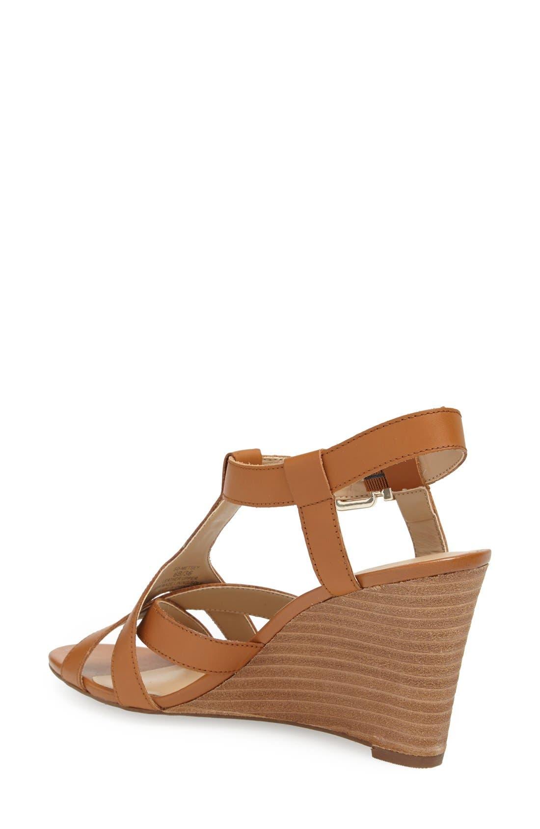 Alternate Image 2  - Sole Society 'Metsey' Wedge Sandal (Women)