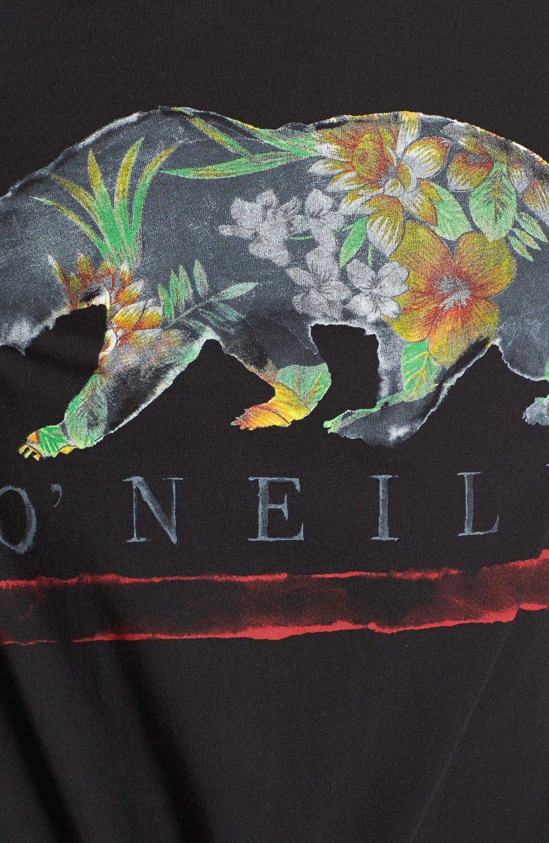 Alternate Image 3  - Jack O'Neill 'Golden' Graphic Tank Top
