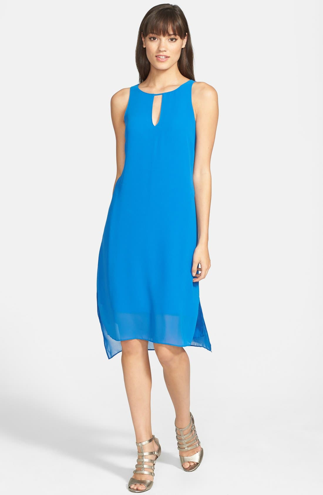 Main Image - Trouvé Sleeveless Shift Dress