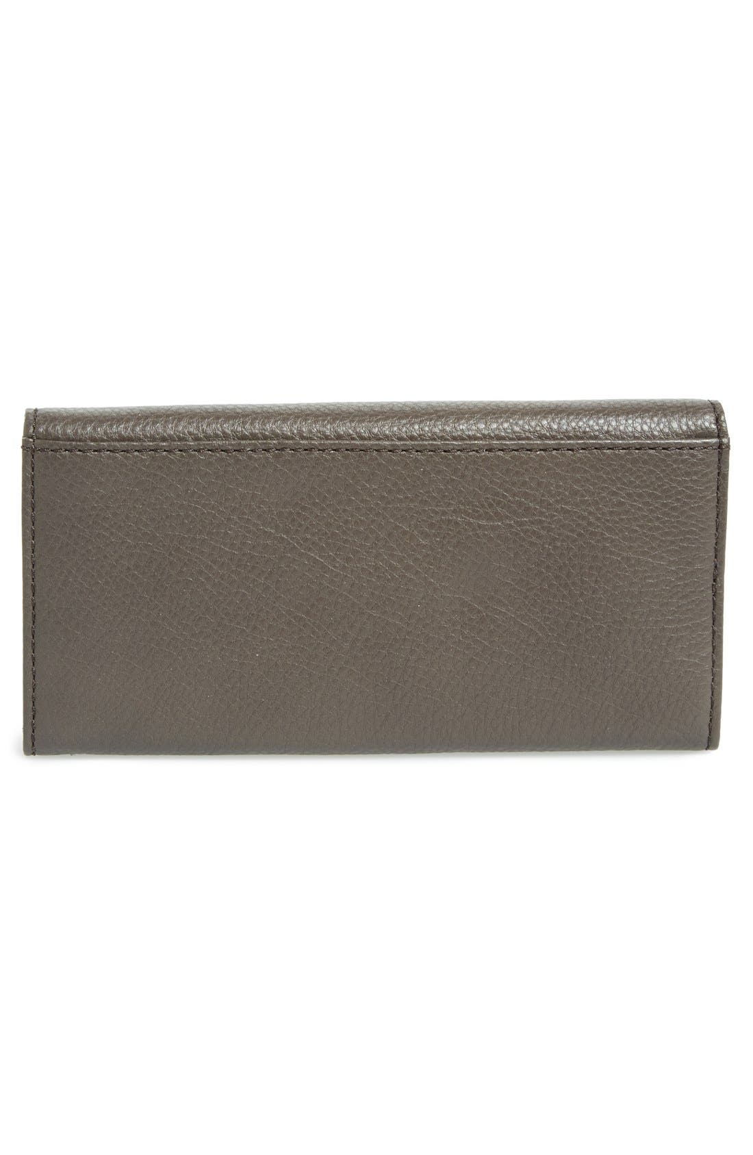 Alternate Image 3  - MARC BY MARC JACOBS 'Classic Q - Long' Trifold Wallet