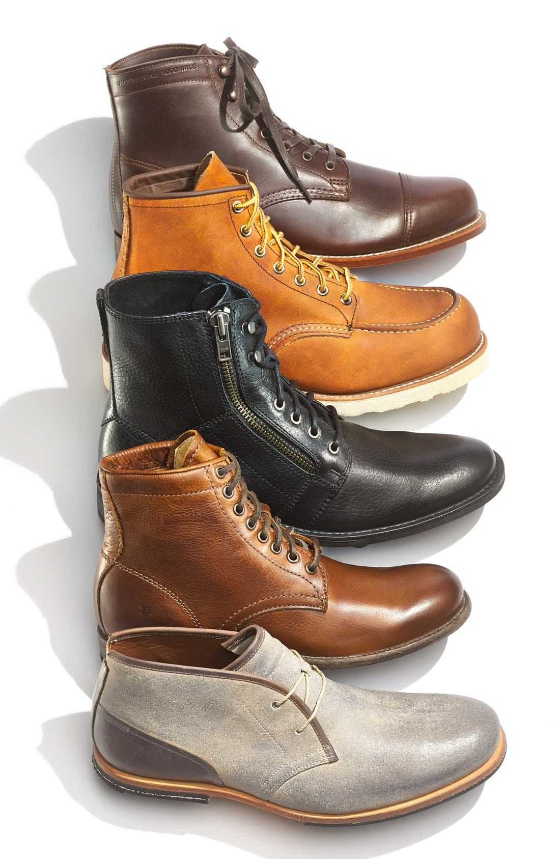 Alternate Image 6  - Frye 'Tyler' Plain Toe Boot (Men) (Regular Retail Price: $318.00)