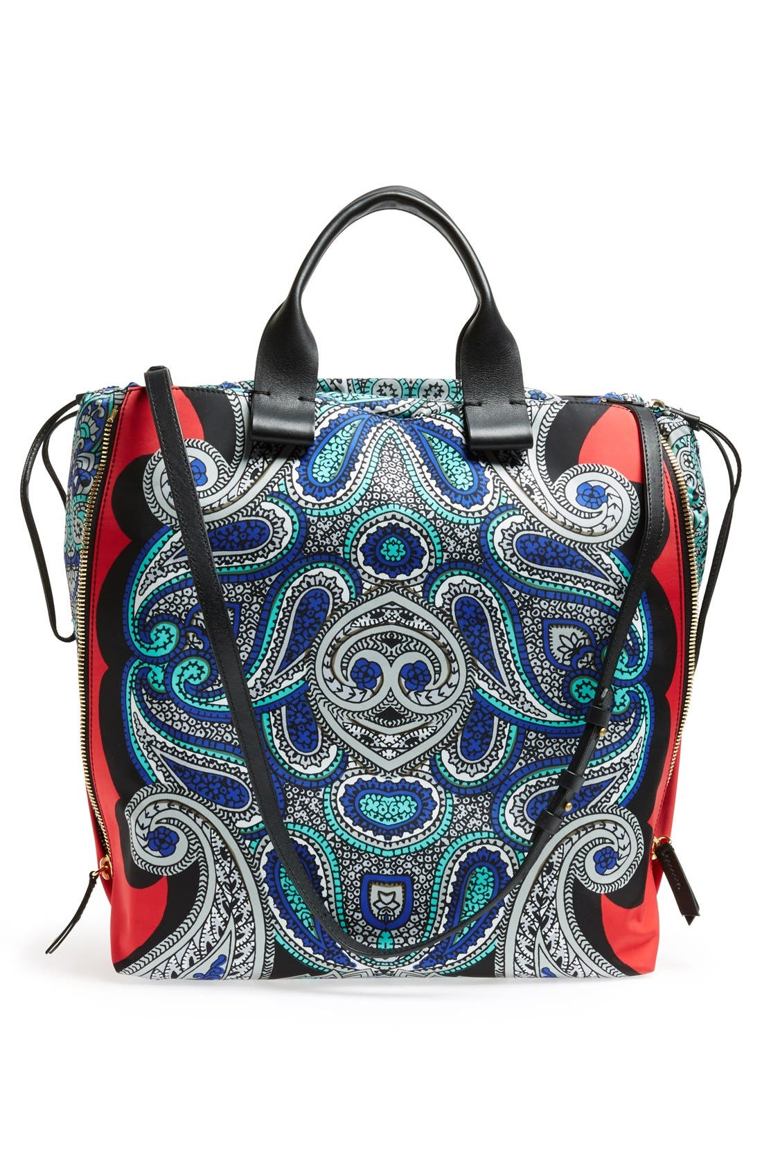 Alternate Image 4  - Lanvin 'Padam Paisley' Shopper