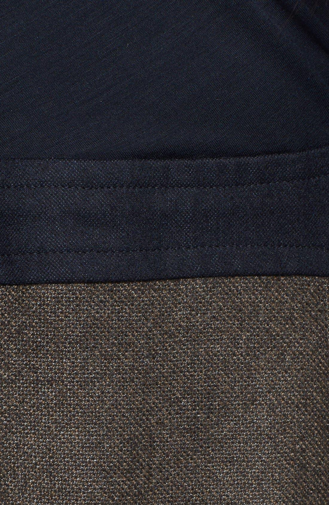 Alternate Image 3  - Max Mara 'Flou' Colorblock Dress