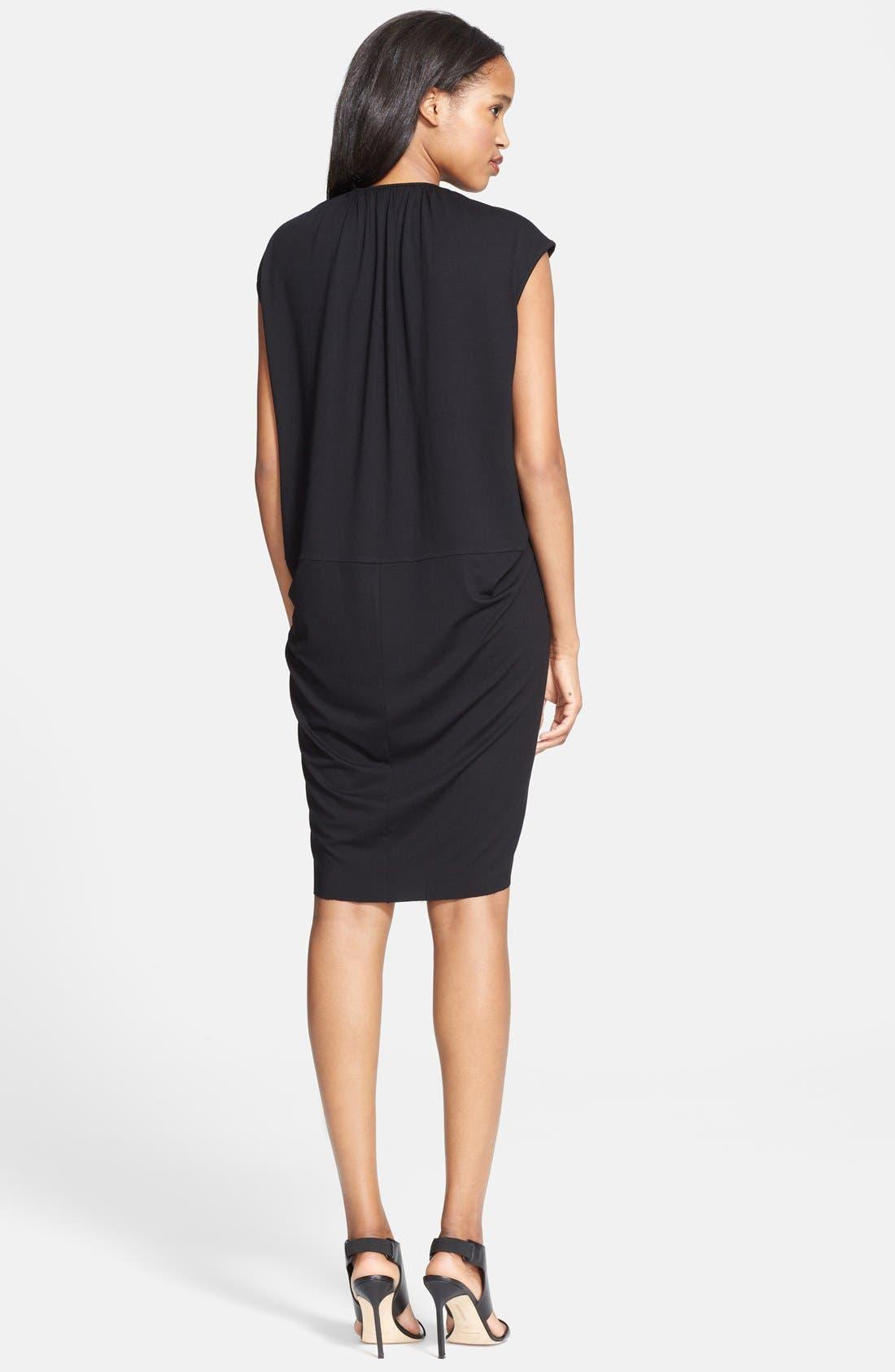 Alternate Image 2  - Robert Rodriquez V-Neck Jersey Dress