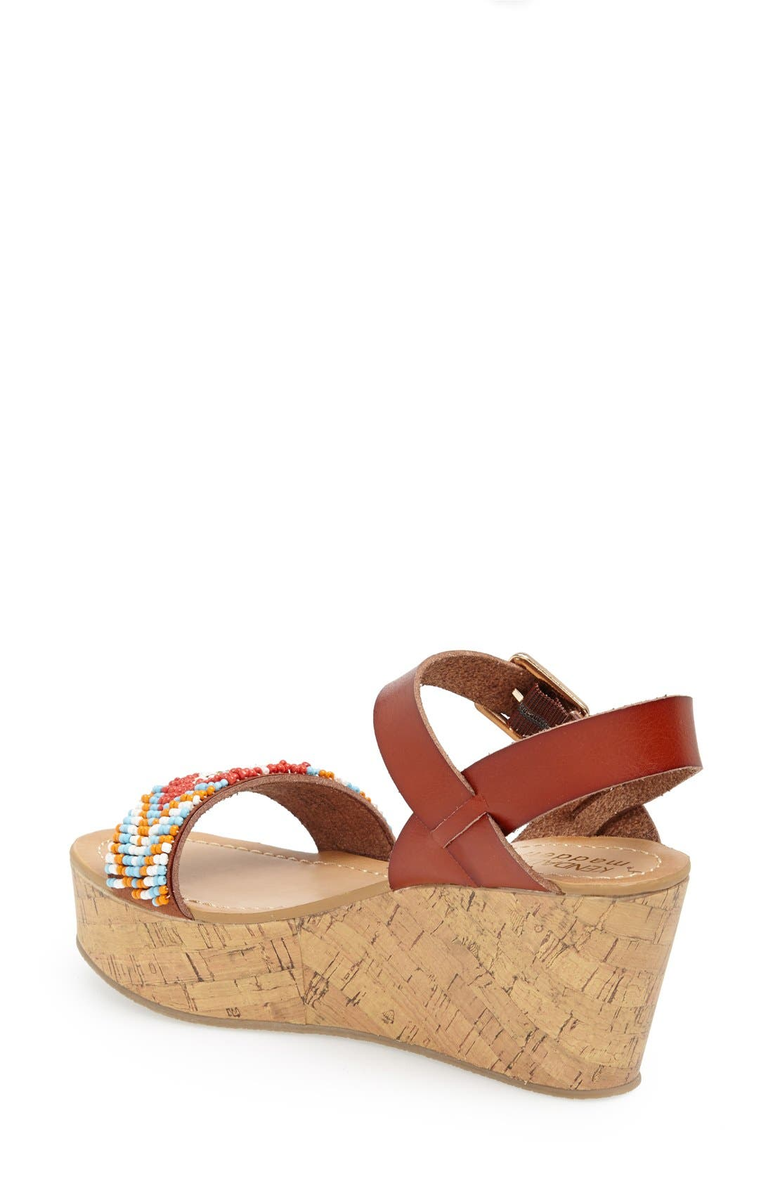 Alternate Image 2  - KENDALL + KYLIE Madden Girl 'Avaalon' Wedge Sandal (Women)