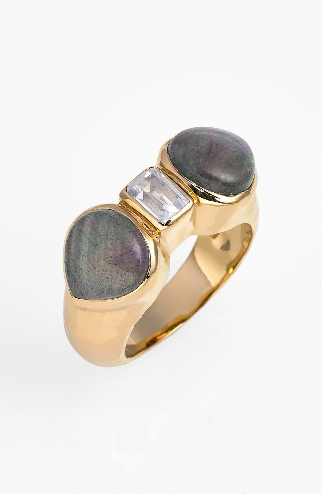 Main Image - Melinda Maria 'Mosaic - Rachel' Stone Ring