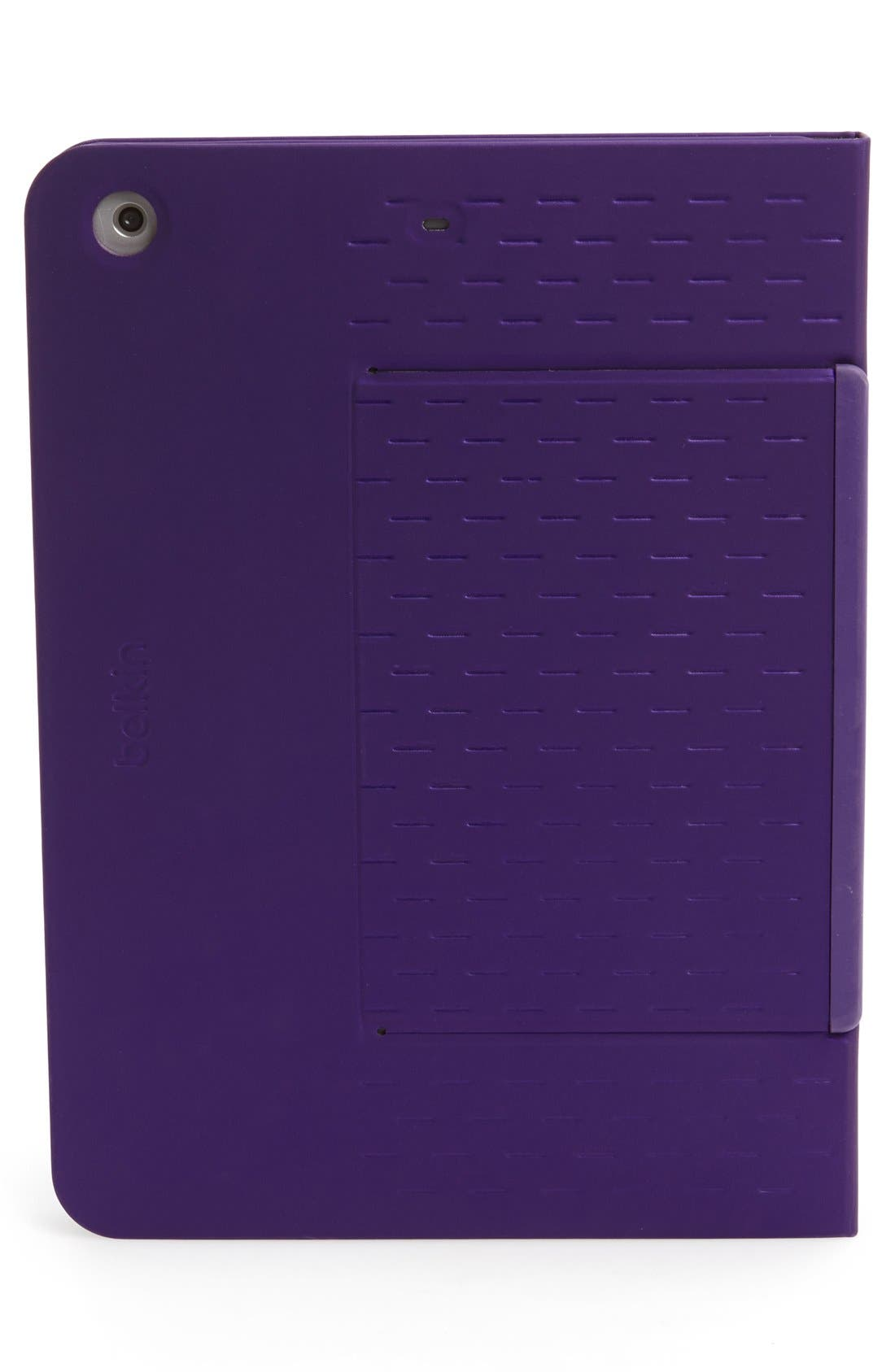 Alternate Image 4  - Belkin 'Slim Style' iPad Air Keyboard Case