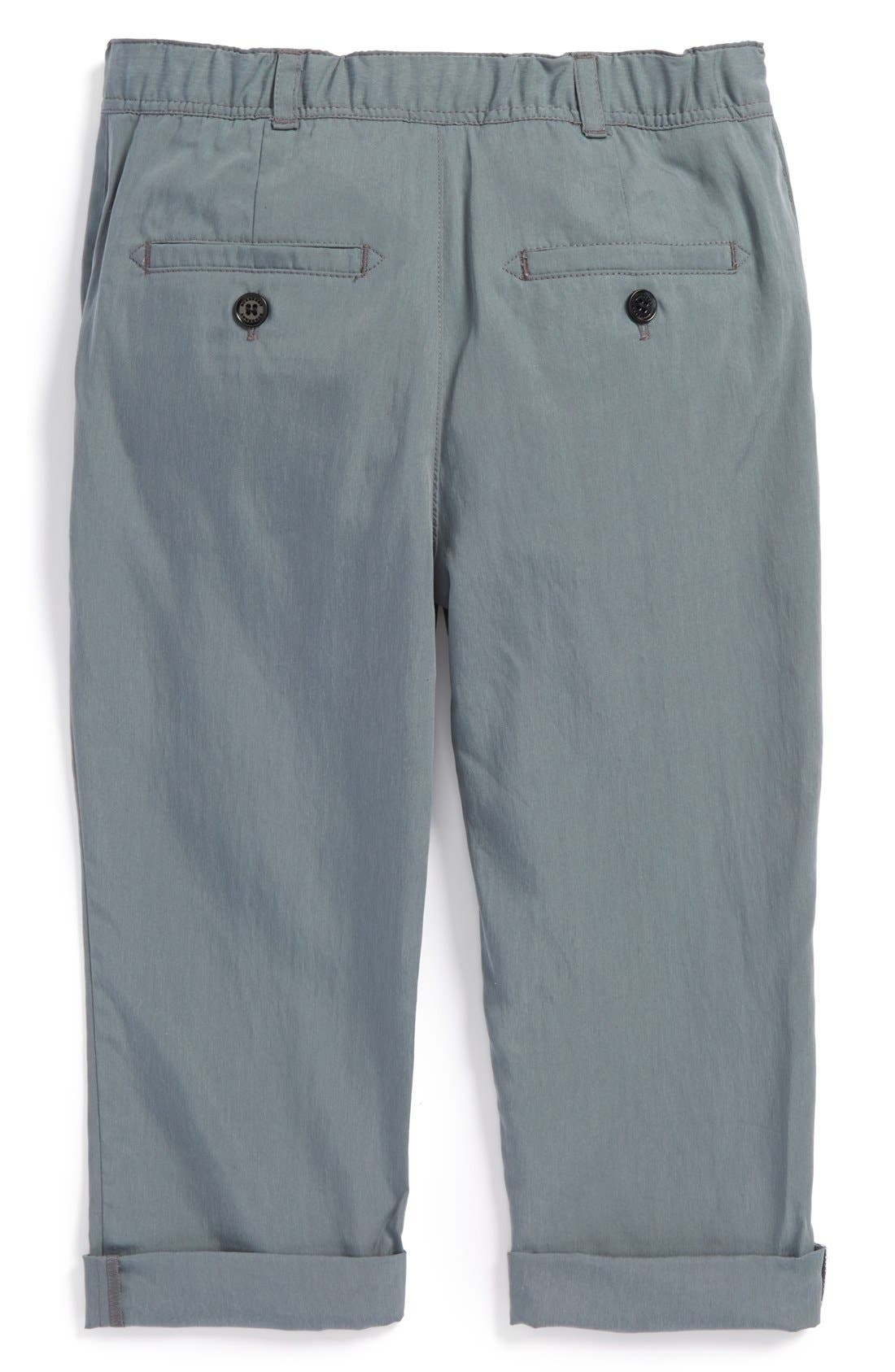 Alternate Image 2  - Burberry Pants (Baby Boys)