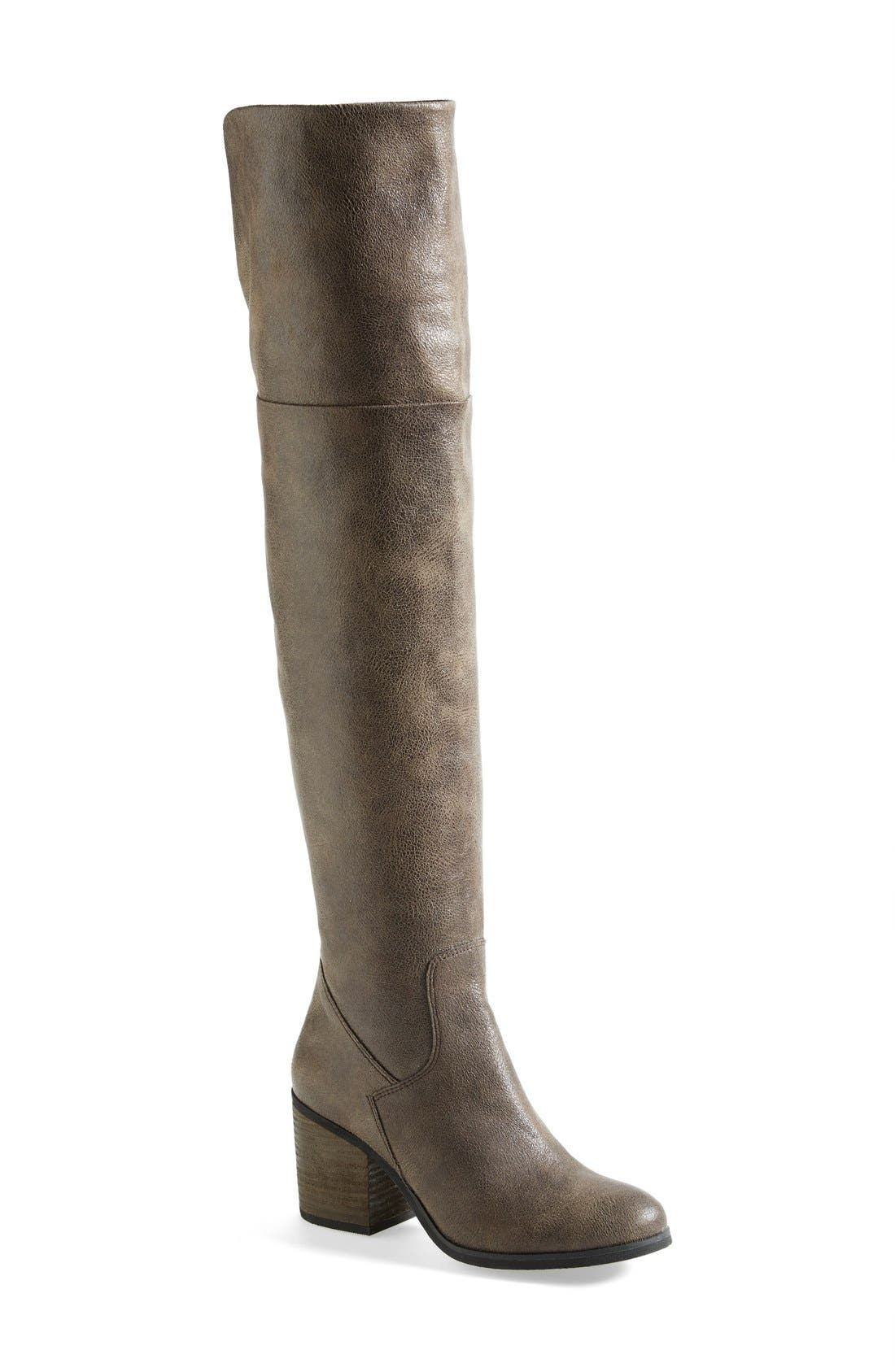 Alternate Image 1 Selected - Hinge Canton Over the Knee Boot (Women)