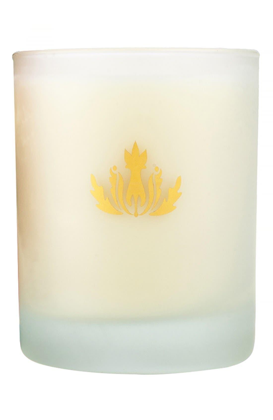 Alternate Image 2  - Malie Organics 'Hibiscus' Organic Soy Candle