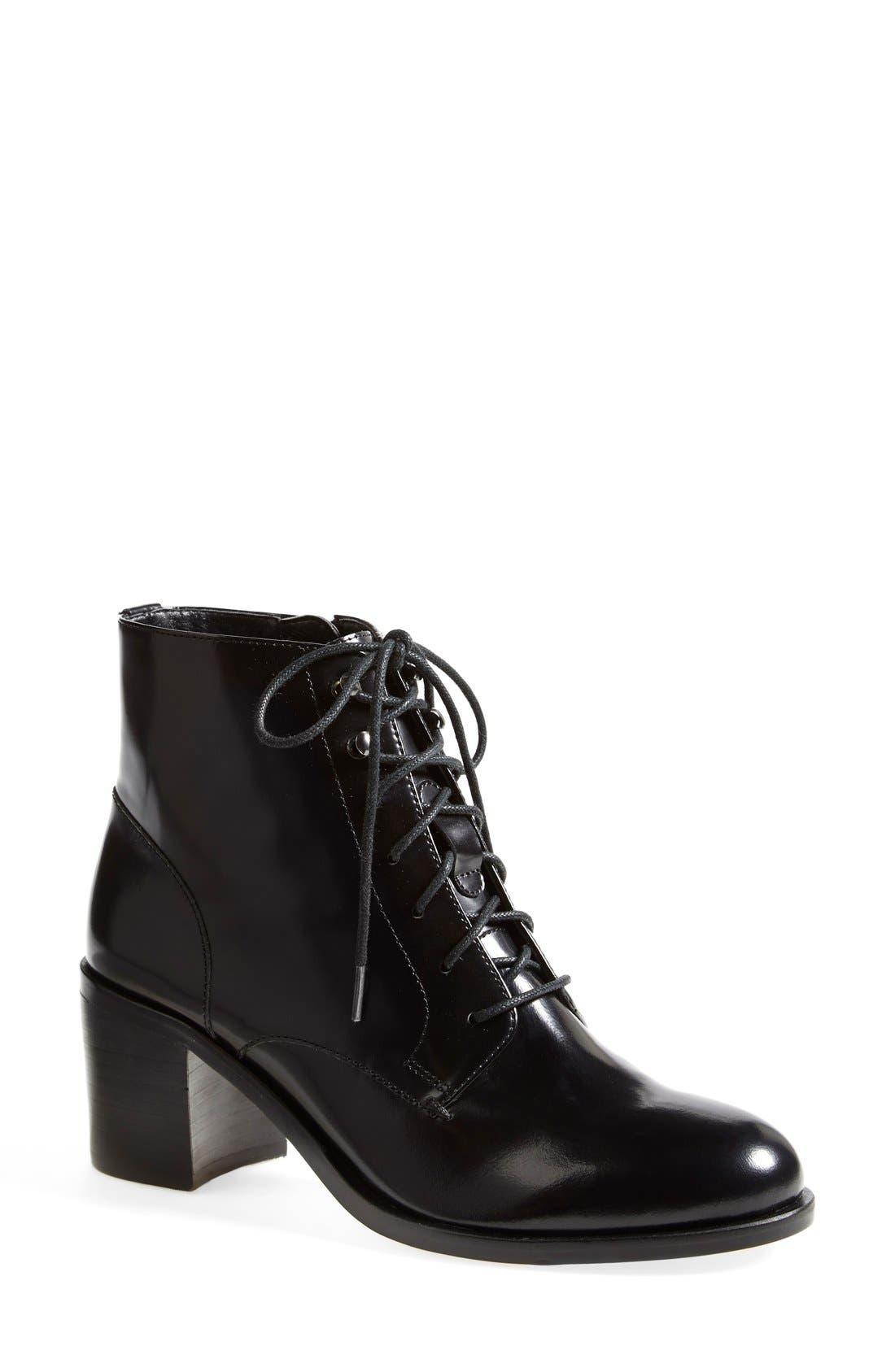 Alternate Image 1 Selected - Sam Edelman 'Jardin' Leather Bootie (Women)
