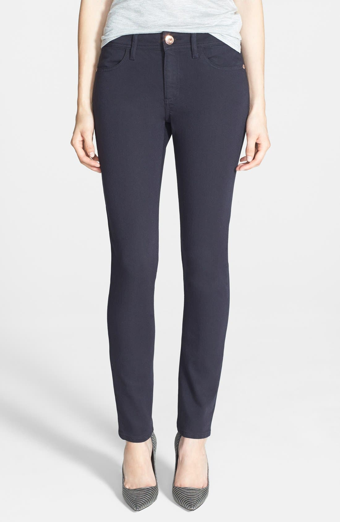 Main Image - DL1961 'Florence' Instasculpt Skinny Jeans (Fairview)