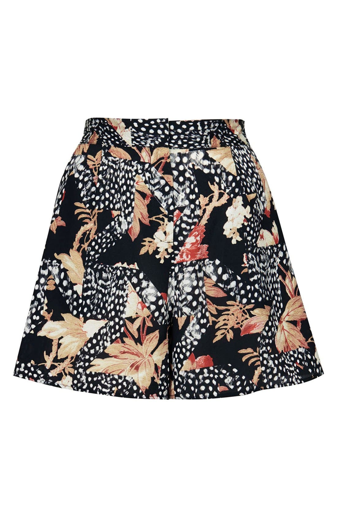 Alternate Image 3  - Topshop Toile Star Print Culottes