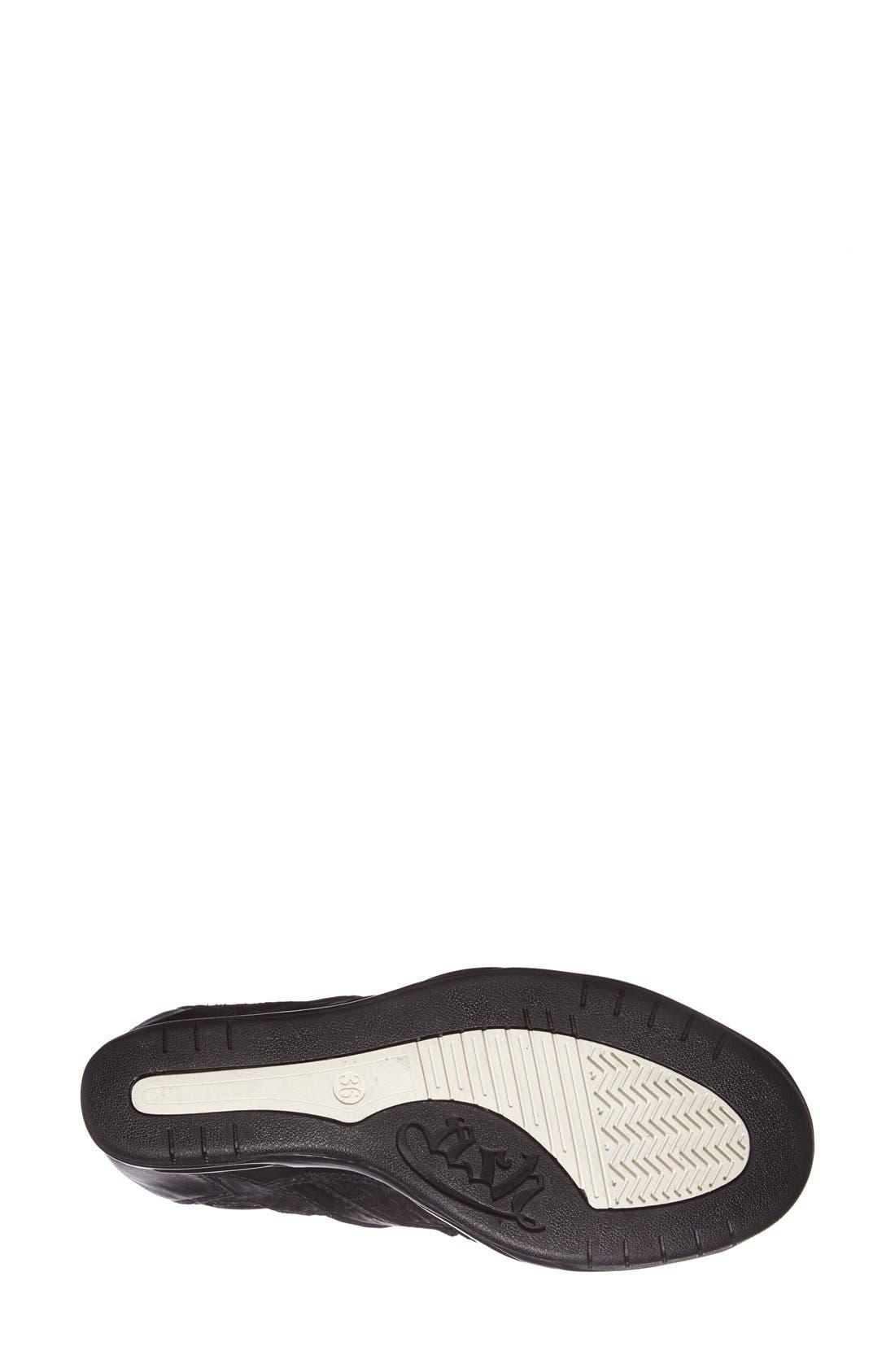 Alternate Image 4  - Ash 'Bling' Hidden Wedge Sneaker (Women)
