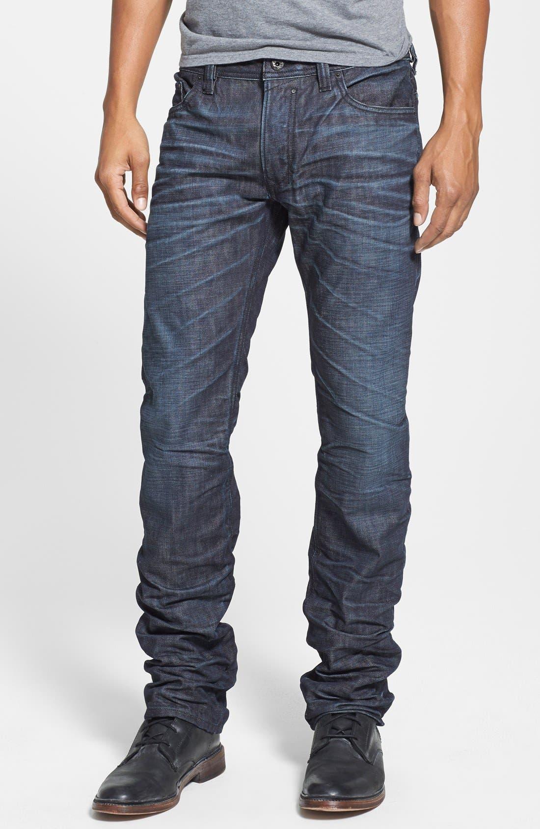 DIESEL® 'Safado' Slim Fit Jeans