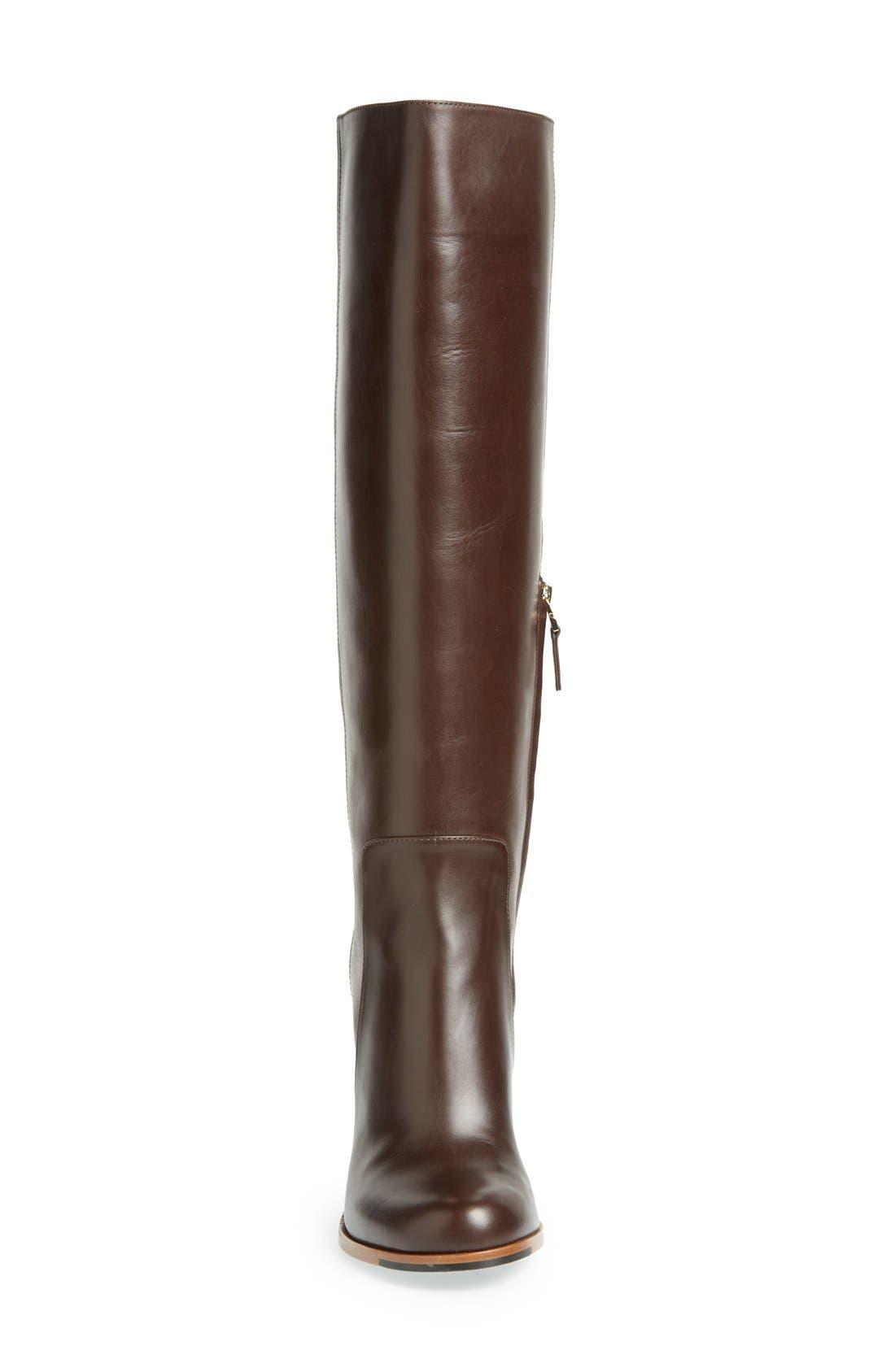 Alternate Image 4  - Fendi 'Goldmine' Knee High Boot (Women)