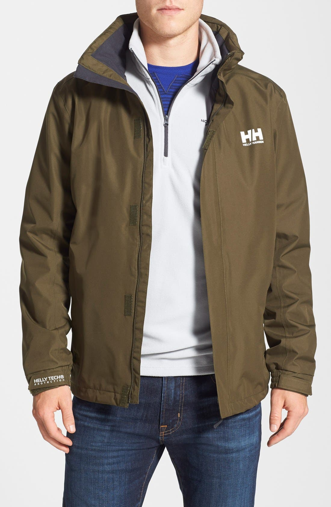 Alternate Image 1 Selected - Helly Hansen 'Dubliner' Waterproof Jacket