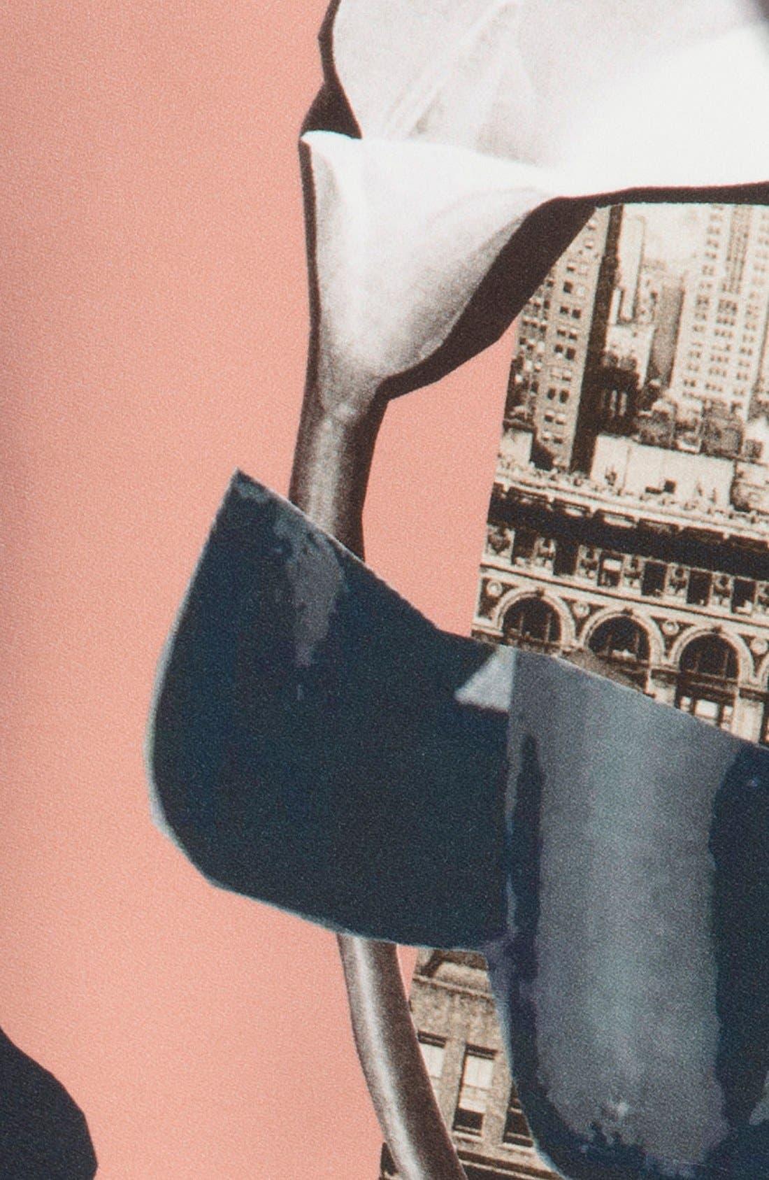 Alternate Image 3  - Carven Print Flared Skirt