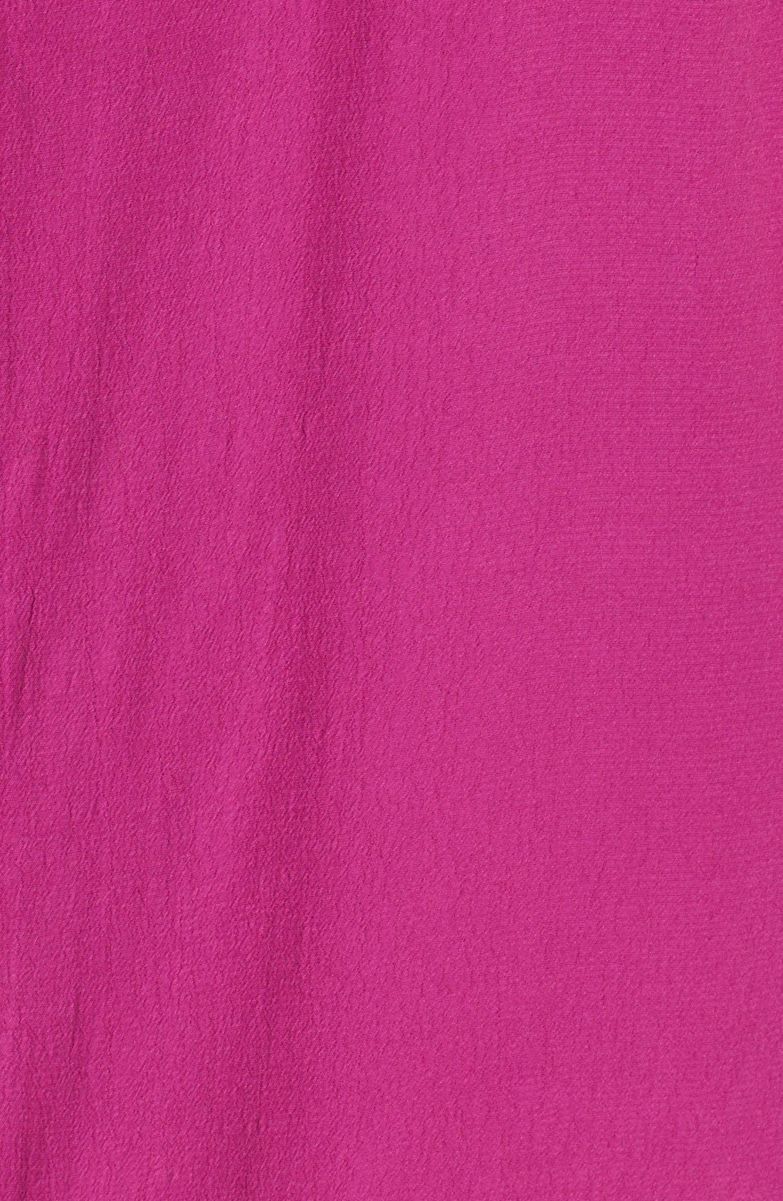 Alternate Image 3  - Wayf Sleeveless Crepe Shift Dress