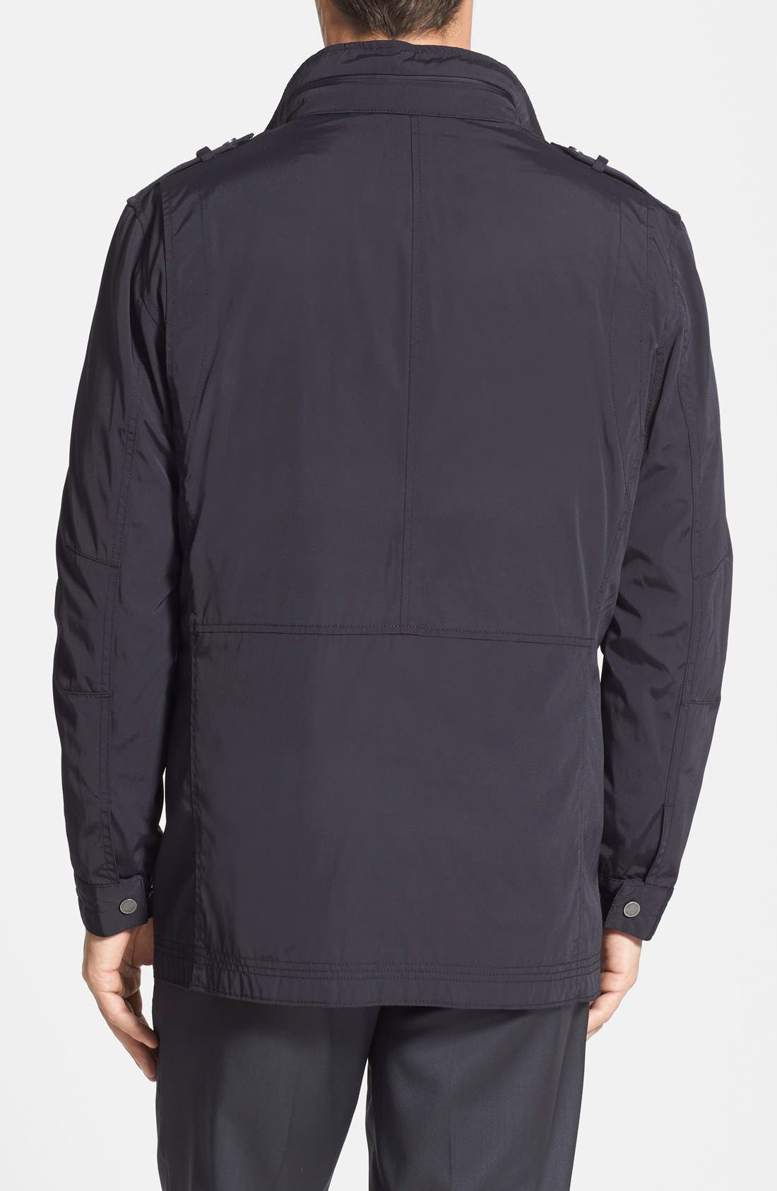 Alternate Image 2  - Cole Haan 'Oxford Utility' Two-in-One Jacket