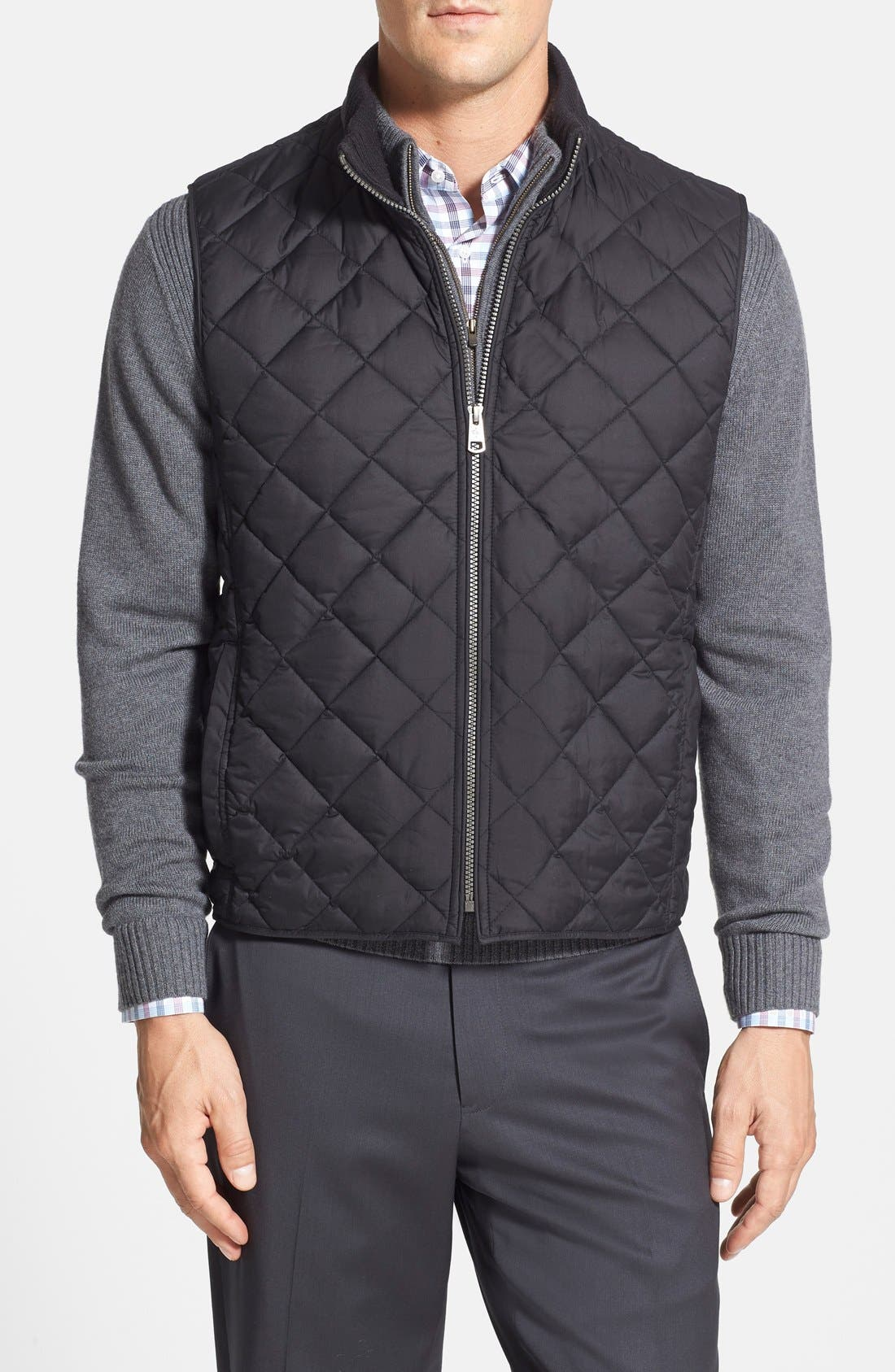 Alternate Image 3  - Cole Haan 'Oxford Utility' Two-in-One Jacket