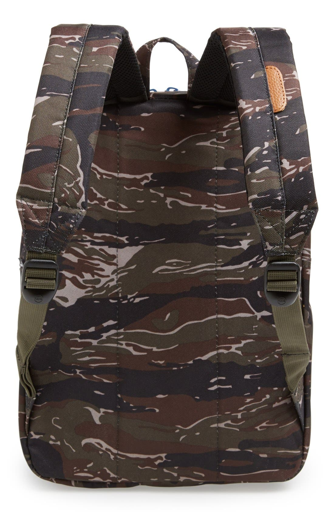 Alternate Image 2  - Herschel Supply Co. 'Settlement' Tiger Camo Backpack (Boys)