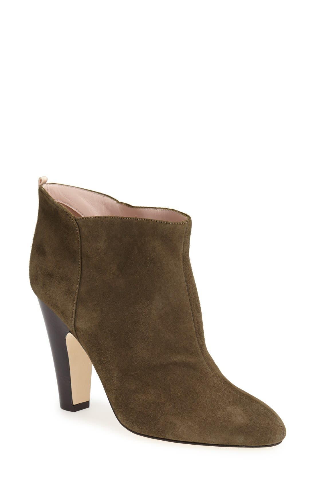 Alternate Image 1 Selected - SJP 'Serge' Suede Bootie (Women)