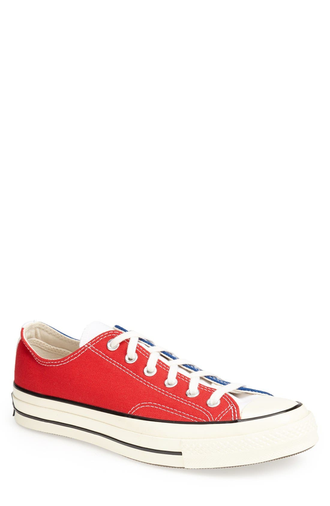 Alternate Image 1 Selected - Converse Chuck Taylor® All Star® '70 Three-Panel Canvas Sneaker (Men)