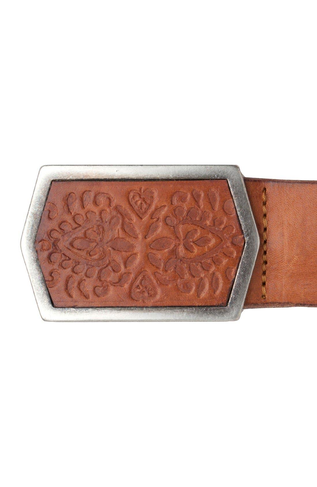 Alternate Image 2  - Trafalgar 'Tatum' Belt