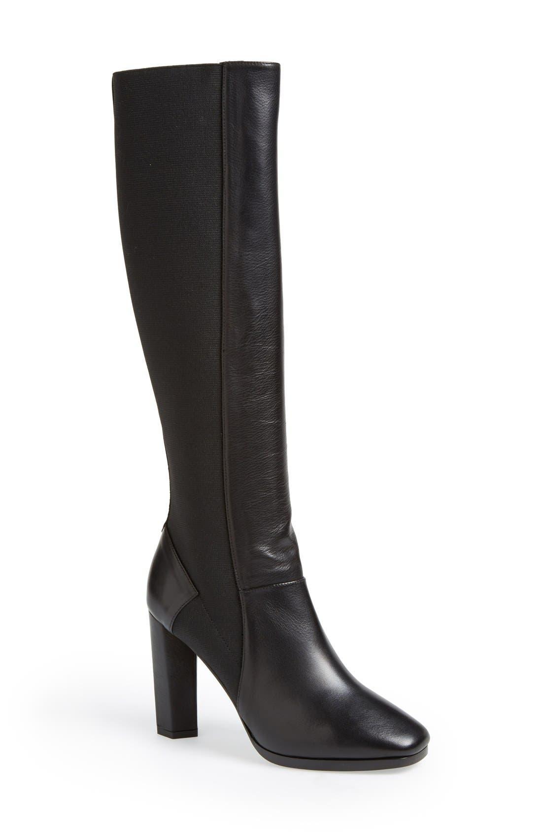 Alternate Image 1 Selected - Diane von Furstenberg 'Pella' Tall Boot (Women)