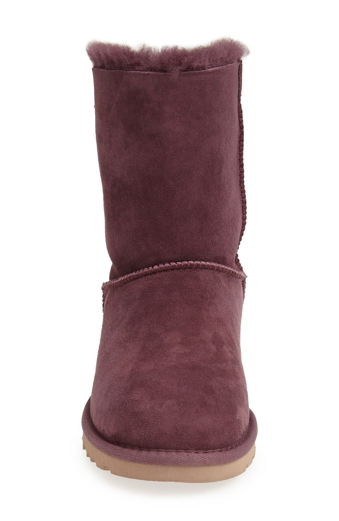 Alternate Image 3  - UGG® Australia 'Bailey Bow Corduroy' Boot (Women)