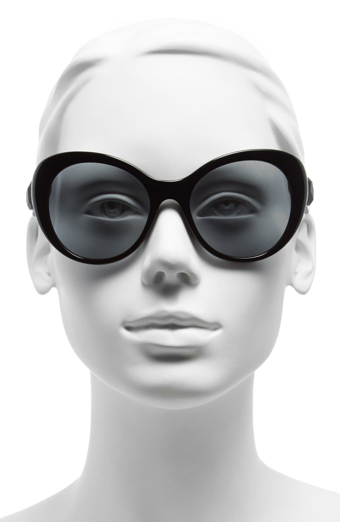 Alternate Image 2  - Prada 'Voice' 56mm Sunglasses