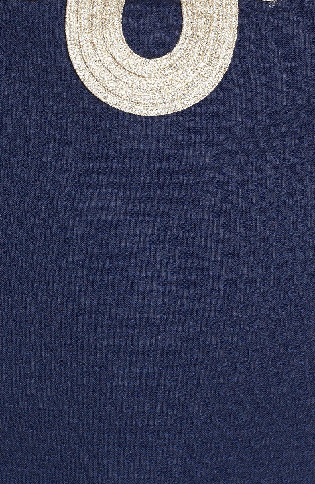 Alternate Image 4  - Lilly Pulitzer® 'Janice' Soutache Cotton Shift Dress
