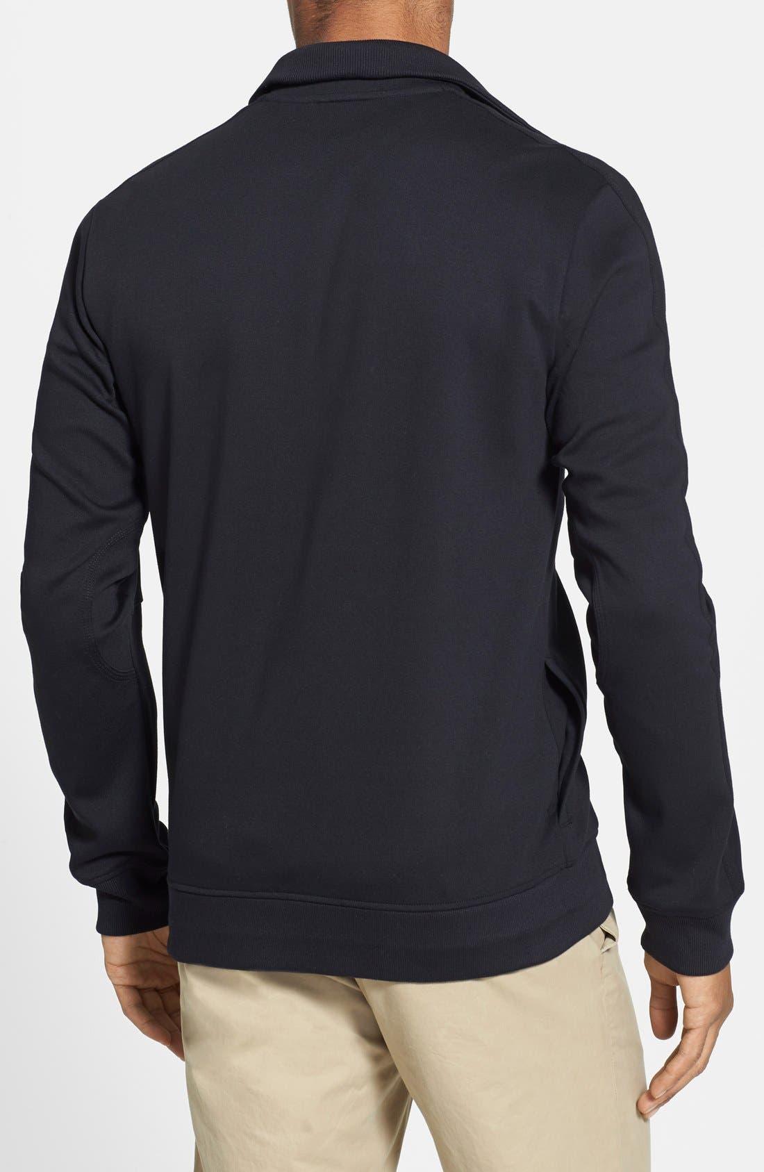 Alternate Image 2  - HUGO 'Dimon' Mock Neck Jacket