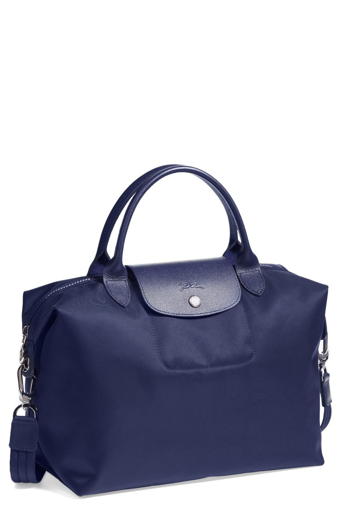 Longchamp 'Medium Le Pliage Neo' Nylon Tote