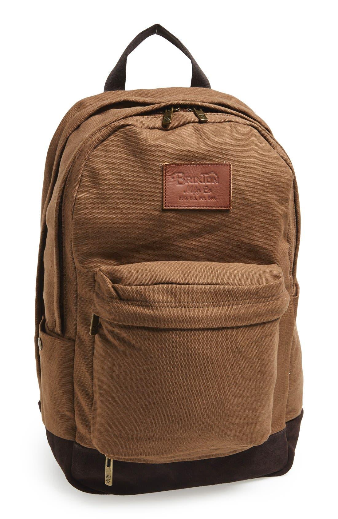 Main Image - Brixton 'Basin' Backpack