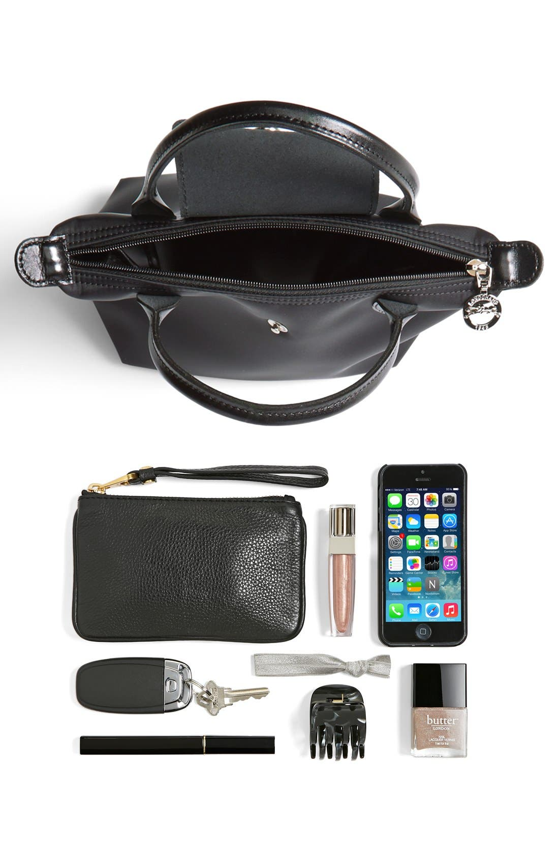 Alternate Image 5  - Longchamp 'Deposé - Mini' Bag