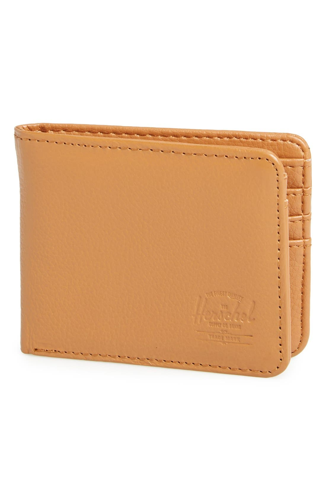 Herschel Supply Co. 'Hank' Leather Bifold Wallet