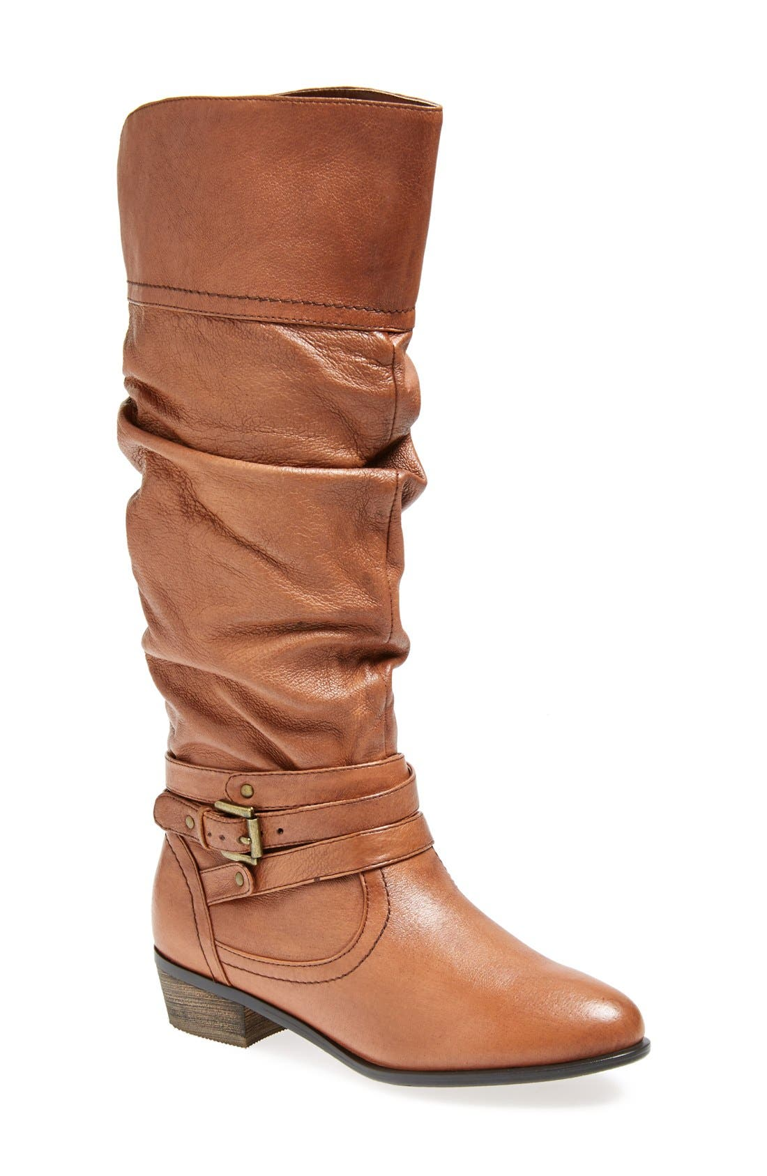 Alternate Image 1 Selected - Steve Madden 'Casstrow' Boot (Wide Calf) (Women)