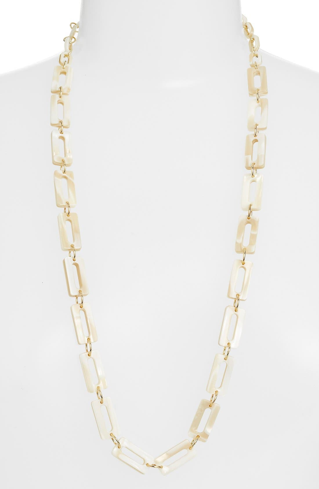 L. Erickson 'Mimi' Link Necklace