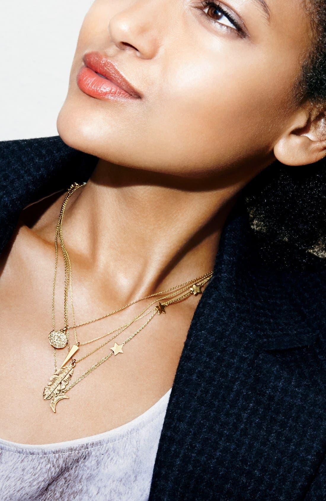 Alternate Image 8  - Melinda Maria 'Mini Nicole' Pendant Necklace