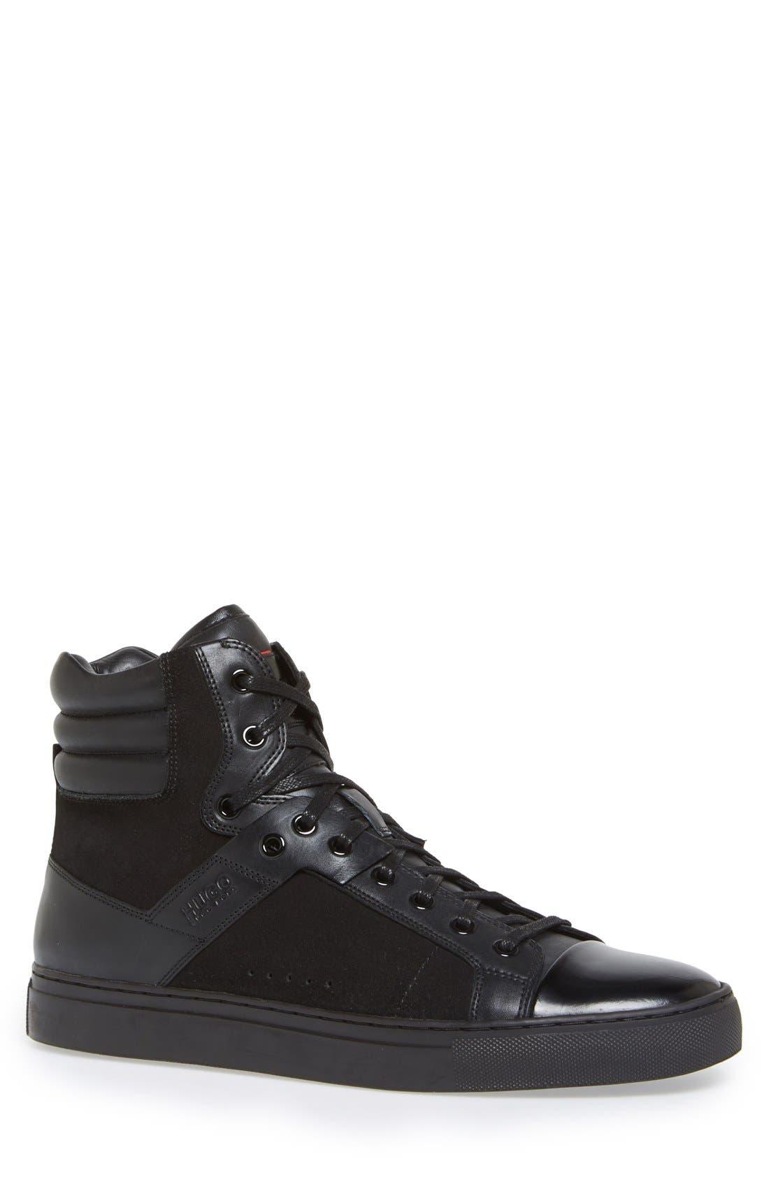 Alternate Image 1 Selected - BOSS Green 'Fuleto' Sneaker (men)