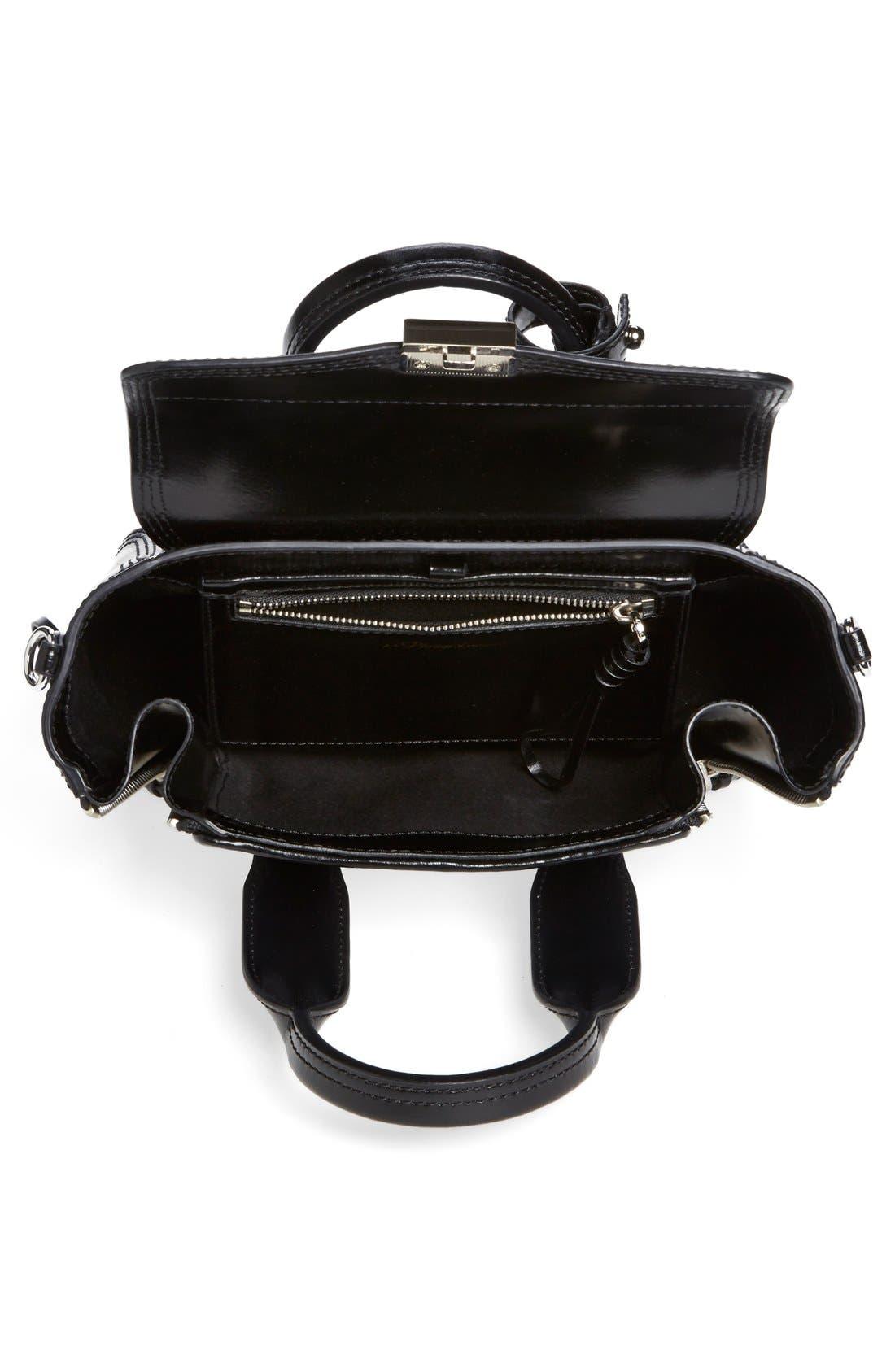 Alternate Image 2  - 3.1 Phillip Lim 'Pashli Mini' Leather & Stingray Satchel