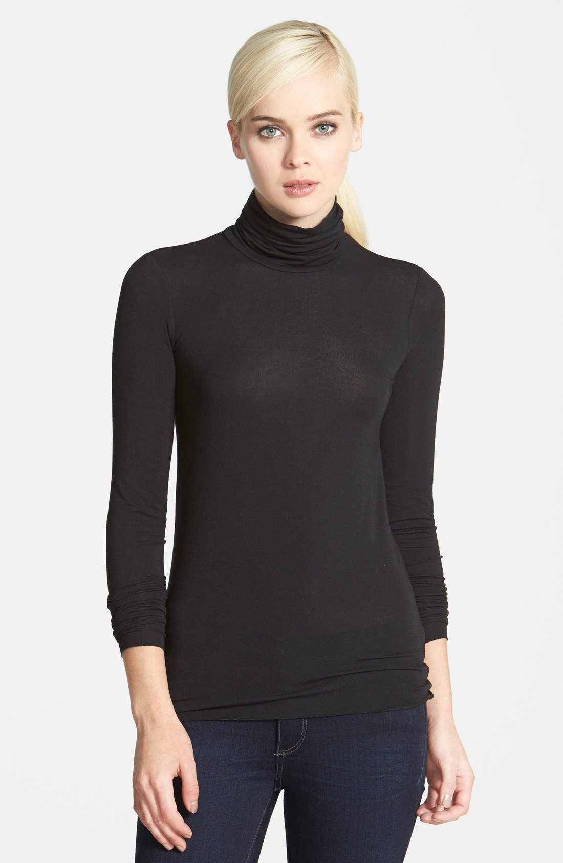 Alternate Image 1 Selected - Bailey 44 Solid Turtleneck