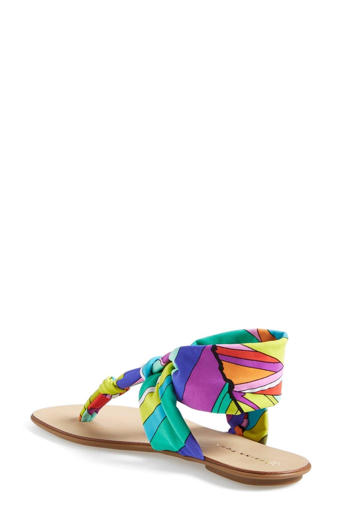 Alternate Image 2  - Trina Turk 'Titus' Thong Sandal (Women)