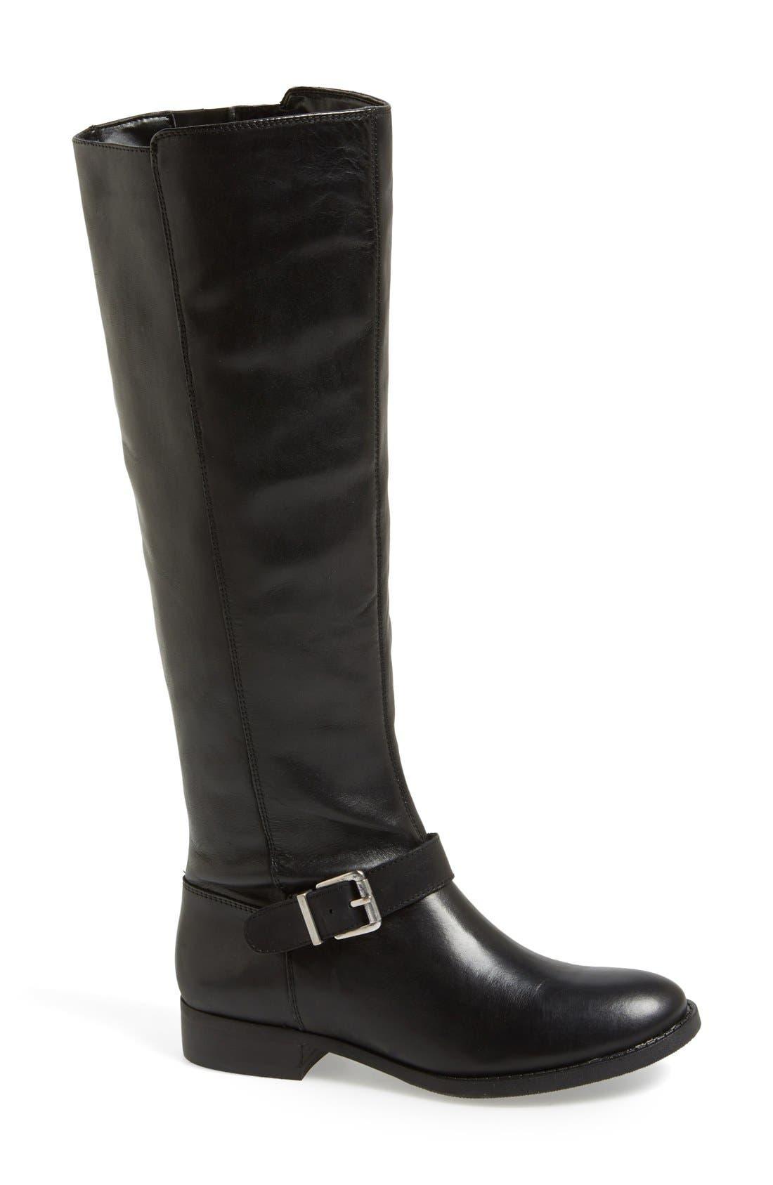 Main Image - Sole Society 'Shineh' Riding Boot (Women)