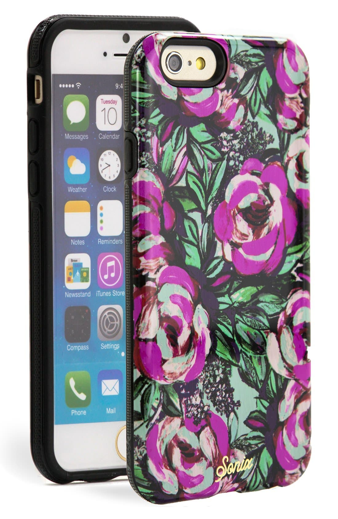 Main Image - Sonix 'Fuchsia Bloom' iPhone 6 Case