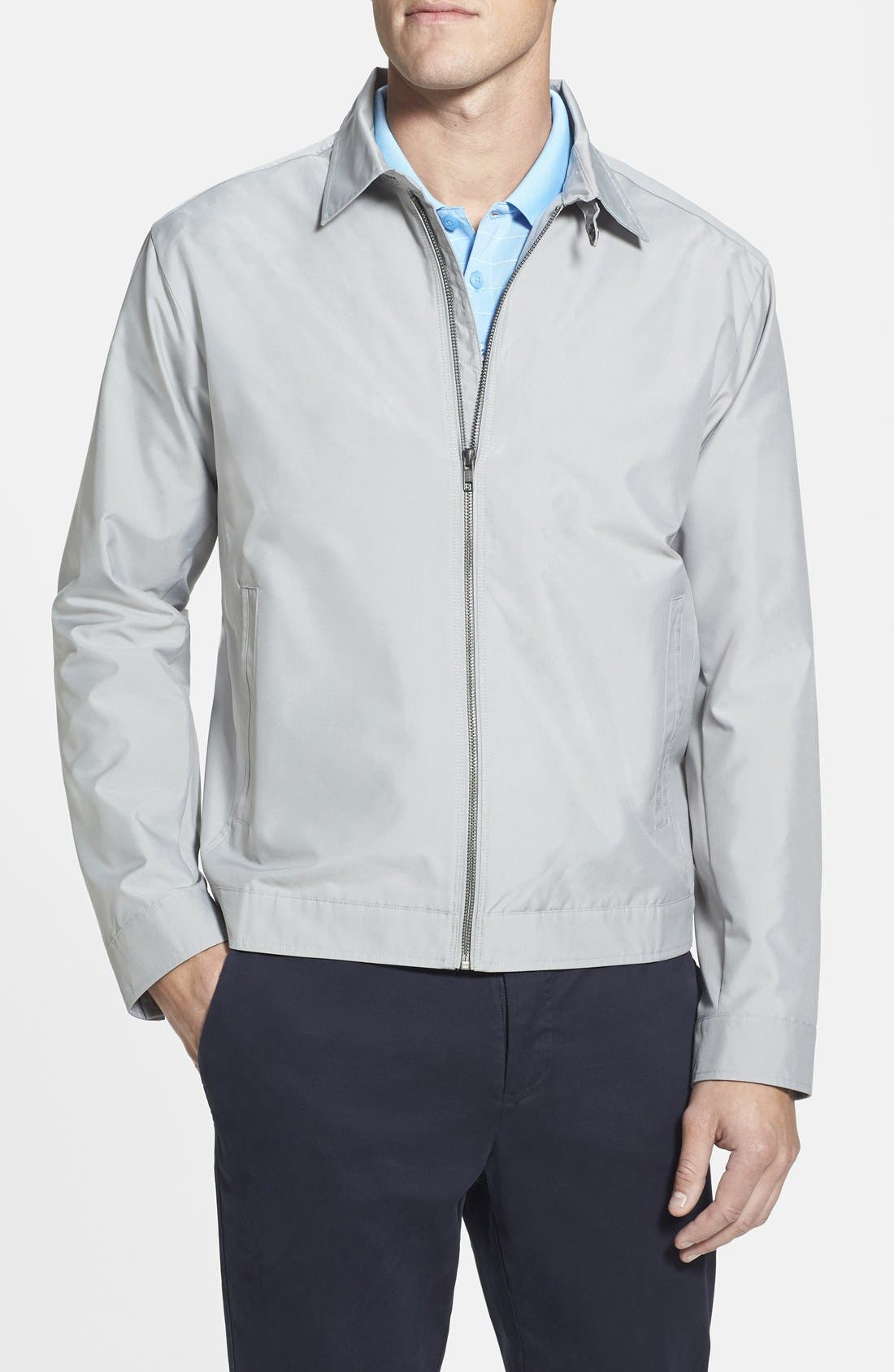 Alternate Image 1 Selected - Cutter & Buck 'WeatherTec Mason' Wind & Water Resistant Jacket
