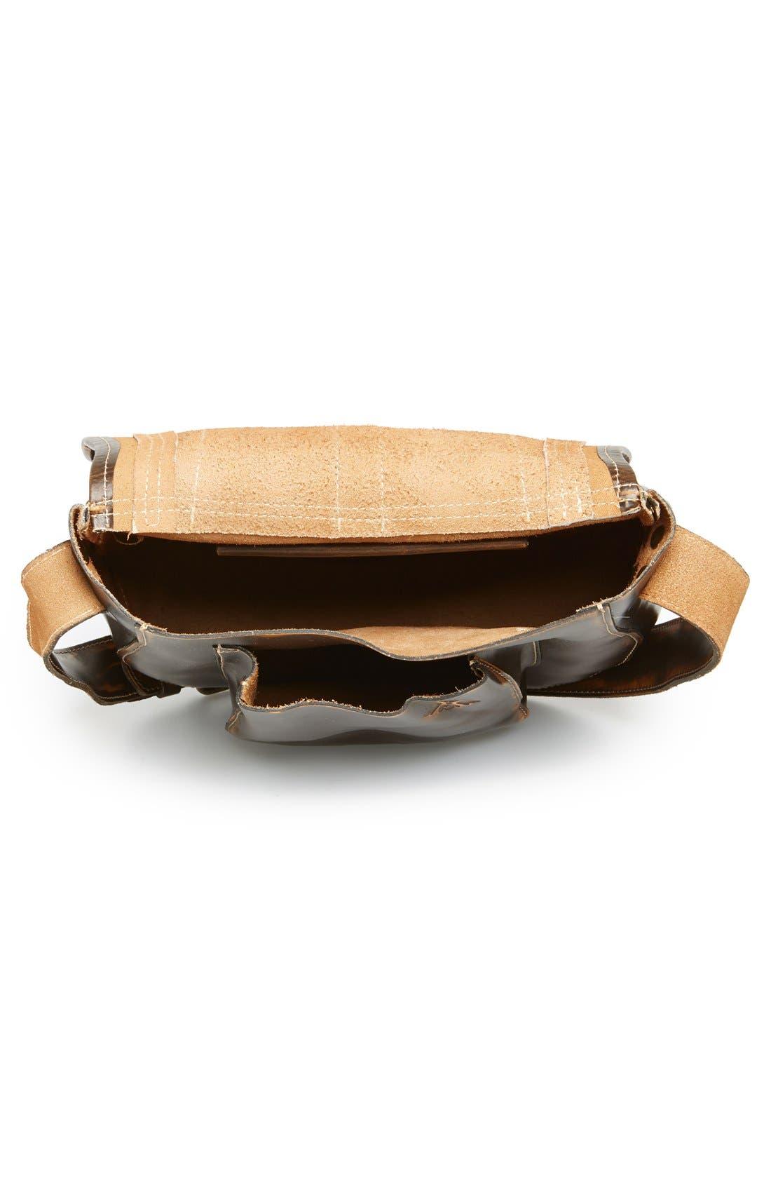 Alternate Image 3  - Patricia Nash 'Barcellona' Leather Crossbody Bag